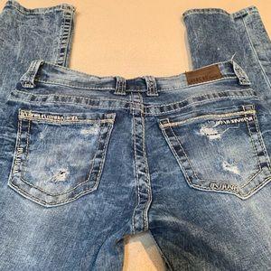 BKE Light Wash Jeans